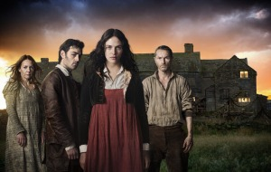 BBC One's 'Jamaica Inn' was #1 in the UK on Monday.