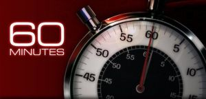 CBS and '60 Minutes' #1 Again on Sunday.