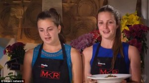 Seven's 'My Kitchen Rules' was #1 in Australia on Monday.