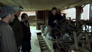 History's 'American Pickers' #1 on Cable on Thursday.