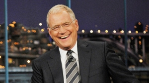 David Letterman To Retire in 2015. Announcement on his show this evening.