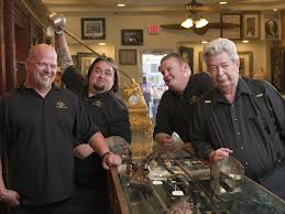 History Channel's 'Pawn Stars' #1 on Thursday.