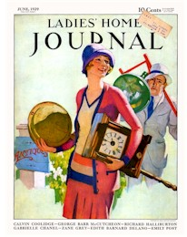 The second of the Seven Sisters has vanished from the American newsstands. 'Ladies Home Journal' is no more.