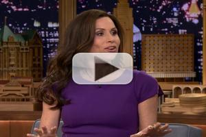 Minnie Driver on 'The Tonight Show with Jimmy Fallon'