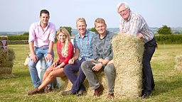 BBC One's 'Countryfile' had the  team visit the Merseyside coast around Southport. It was #1 in the UK on Sunday.