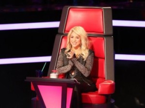 NBC's 'The Voice' was #1 on Tuesday.
