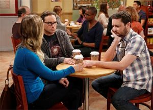 CBS & 'The Big Bang Theory' #1 on Thursday with an episode titled 'The Indecision Amalgamation'.