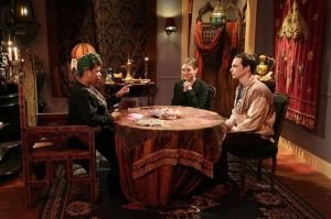 CBS' 'The Big Bang Theory' was #1 in the U.S. on Thursday.