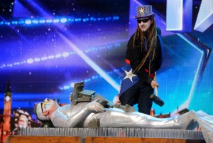 ITV's 'Britain's Got Talent' was #1 in the UK on Saturday evening.