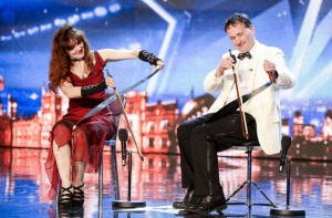 ITV's 'Britain's Got Talent' was #1 on Saturday in the UK.