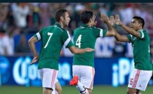USA-Mexico Tie In Friendly Match on Wednesday. USA looked great in First Half. Mexico Dominated Second Half. 2-2 finish.