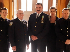 NBC was #1 on Friday but CBS' 'Blue Bloods' was the #1 program.