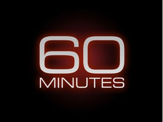 The all-powerful '60 Minutes' was #1 and so was CBS on Sunday.