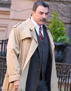 The King of CBS. Tom Selleck's 'Blue Bloods' was #1 again on Friday.