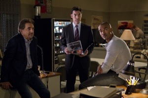 CBS, led by 'Criminal Minds' were #1 on Wednesday.