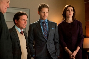 CBS and 'The Good Wife' were #1 on Sunday.