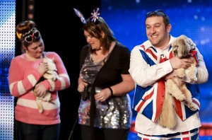 ITV & 'Britain's Got Talent' dominated Saturday in the UK.