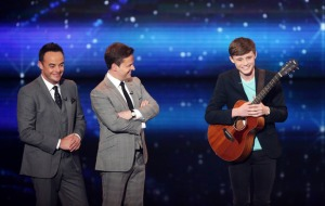ITV & 'Britain's Got Talent' were #1 on Tuesday in the UK.
