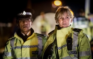 BBC One & 'Happy Valley' were #1 on Tuesday in the UK.