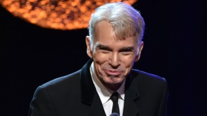 Billy Bob Thornton wins Best Actor in a Drama for his lead role in 'Fargo', which also won for best Drama. Photo by Kevin Winter