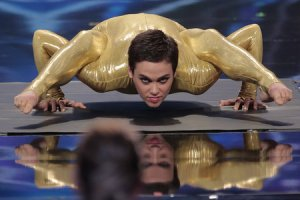 NBC and 'America's Got Talent', even if they look like a frog, was #1 on Sunday.