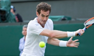 BBC One with Wimbledon and Andy Murray are #1 in the UK on Friday.