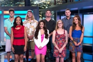 CBS and the rerun of 'Big Brother' were #1 on Wednesday.