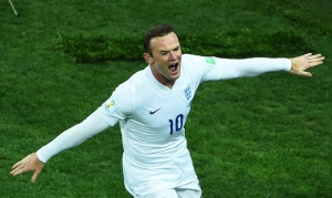 ITV and '2014 World Cup' with England losing 2-1 to Uruguay was #1 in the UK.