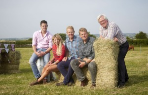 BBC One and 'Countryfile' Topped All On Sunday In The UK.