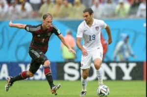 ESPN's Coverage Of The '2014 World Cup' Top Program On Television In The U.S. on Thursday.
