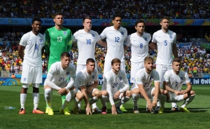 ITV and England's final game in the 2014 World Cup were #1 in the UK on Tuesday.