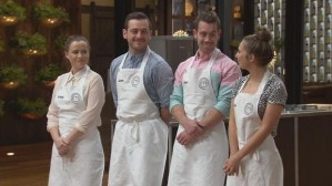 Ten Rises To The Top Of The Ratings In Australia on Thursday as 'MasterChef Australia' is #1. Masterchef's final four contestants ... from left, Emilia, Jamie, Brent and Laura.