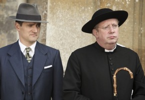 Nine Won Saturday in Australia But ABC1's 'Father Brown' was the top drama.