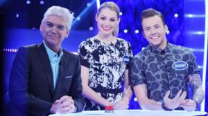 ITV with 'All-Star Mr & Mrs' topped Wednesday in the UK.