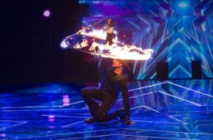 NBC with 'America's Got Talent' finished #1 on Tuesday.