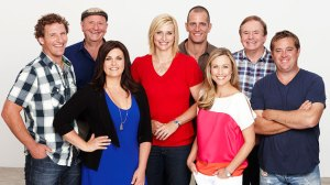 Seven Took The Top Honors On Friday In Australia but 'Better Homes & Gardens' was the #1 program.