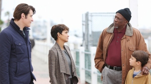 CBS was #1 on Wednesday with 'Extant' leading the way.