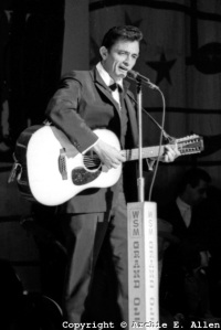 Johnny Cash  Grand Ole Opry   March, 1965