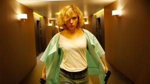 #1 Box Office Hit  Scarlett Johansson stars in 'Lucy'