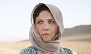 BBC Two had 'The Honourable Woman' , starring Maggie Gyllenhaal, debut on Thursday in the UK.