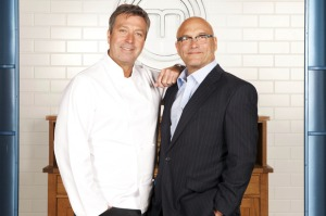 BBC One was #1 in the UK on Thursday with 'MasterChef' as the top program.