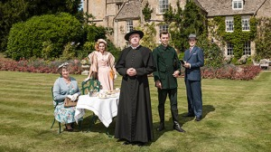 Seven Took The Top Spot In Australia on Saturday but ABC1's 'Father Brown' was the top drama.