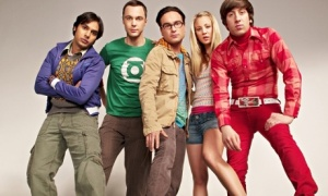 NBC #1 on Monday on Broadcast. 'The Big Bang Theory' #1 program.