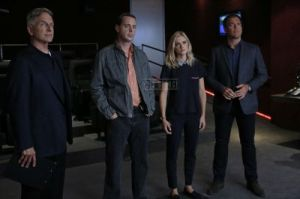 CBS #1 on Tuesday. 'NCIS' #1 program.