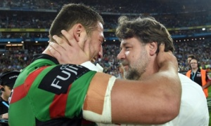 Russell Crowe's Rabbitohs won the Rugby Final. It was simply a dream season.