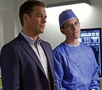 CBS was #1 as 'NCIS', the world's most watched drama, was the top program again on Tuesday.