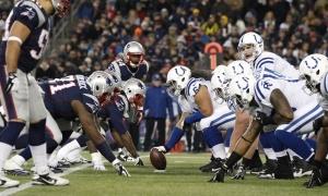 NBC #1 on Sunday with 'Sunday Night Football' top program.