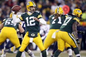 ESPN was #1 on Monday as Green Bay beat Atlanta on Monday Night Football, the top program of the evening.