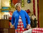 BBC One won on Christmas Day in the UK as 'Mrs Browns Boys' was the top program.