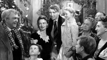 NBC #1 on Christmas Eve as 'It's A Wonderful Life' was top program.